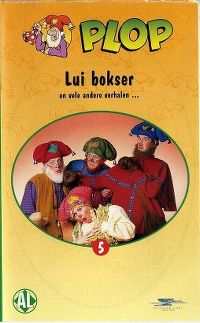 Cover Kabouter Plop - Lui Bokser en vele andere verhalen en liedjes... [DVD]